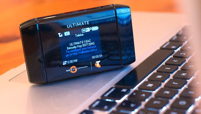 REVIEWED: world's best MiFi - Telstra Ultimate pocket 3G/Wi-Fi hotspot