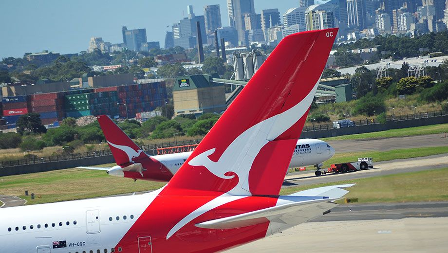 Qantas jacks up international fares again:
